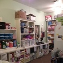 women shop on a merit system in the baby boutique for all their needs.